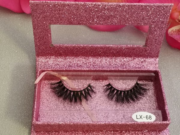 Mink Lashes Diamond