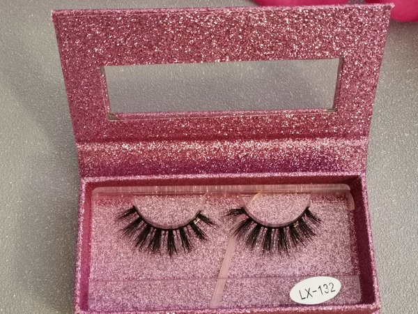Mink Lashes Ice